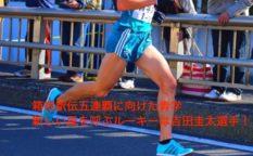青学 吉田圭太選手